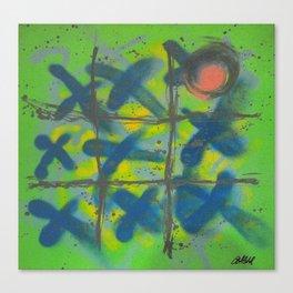 XXOXXXXXX Canvas Print