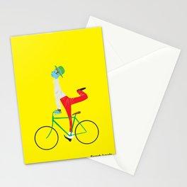 Mr Mumu again Stationery Cards