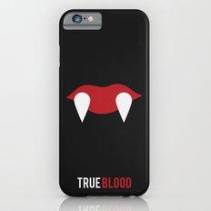 True Blood - Minimalist iPhone 6s Slim Case