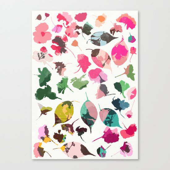 cherry blossom 3 Canvas Print