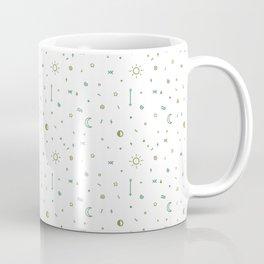 Symbology Coffee Mug
