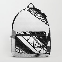 a bridge over troubled waters Backpack
