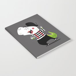 T-Rex Mime Notebook