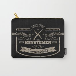 Minutemen of the Commonwealth Carry-All Pouch