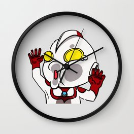 Chibi Of Ultra Wall Clock