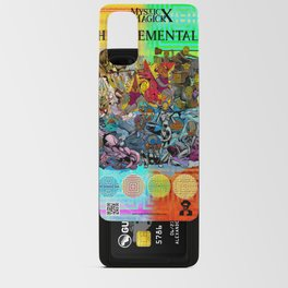 Mysticx & Magick: The Elemental Tribes of the Lost Continent - Art Cover Android Card Case