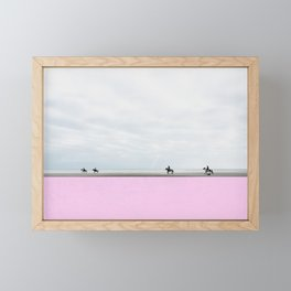 Equus Framed Mini Art Print