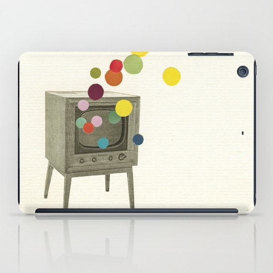 Colour Television iPad Case