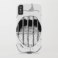 Freedom of Expression 1 of 3 iPhone X Slim Case