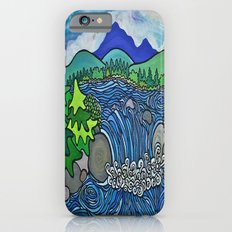 Wild River Kingdom iPhone 6s Slim Case
