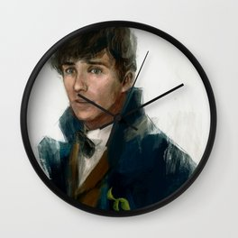 Mr. English Guy Wall Clock