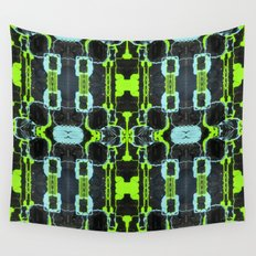 Cyber Mesh Wall Tapestry