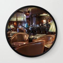 Lounge Bar Wall Clock