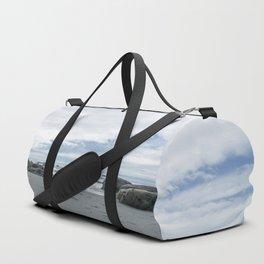 Nude to the Sea Duffle Bag
