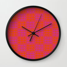 Hob Nob Bright Quarters Wall Clock