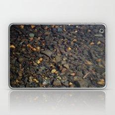 pond rocks Laptop & iPad Skin