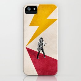 Slash Guitar iPhone Case