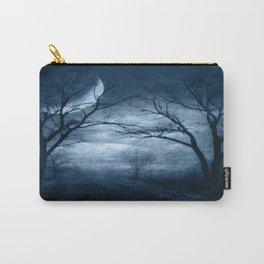 A Dark & Foggy Night Carry-All Pouch