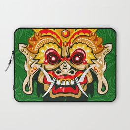 Balinese mask / Bali / Barong #2 Laptop Sleeve