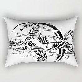 DREAMSCAPE (Tribal Markings series) Rectangular Pillow