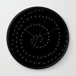 Circular 09 Wall Clock