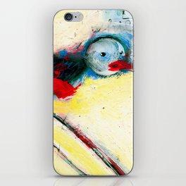 SATELLITE OF LOVE iPhone Skin