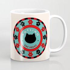 Katsino Las Vegas (animals cats) Mug