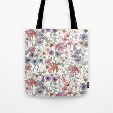 Magical Floral  Tote Bag