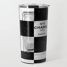 No 5 Chess Travel Mug