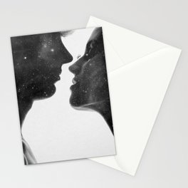 Couples of heaven. Stationery Cards