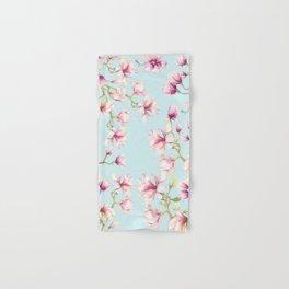Delicate Magnolia Hand & Bath Towel
