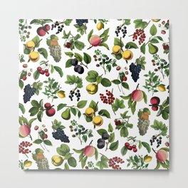 fruit explosion Metal Print