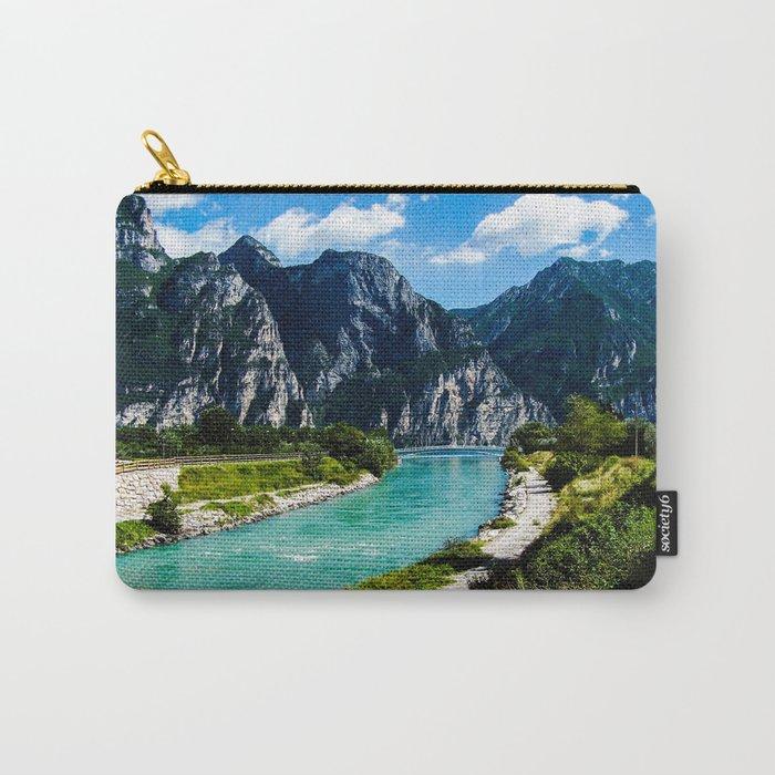 A River Runs Through It II Carry-All Pouch