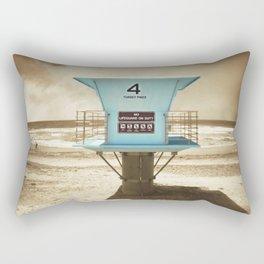 Not Quite Summer Rectangular Pillow