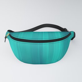 Shades of Green Fanny Pack