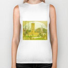 "COLOMBIA BOGOTA CITY ""THE HEROES"". Biker Tank"