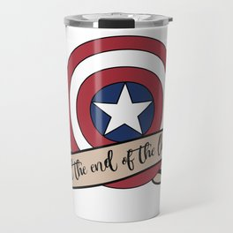Til the end of the line Travel Mug