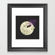 Full Moon #2 Framed Art Print