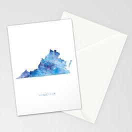 Virginia Stationery Cards