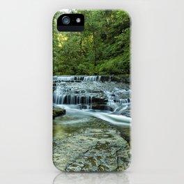 Ledge Falls, No. 2 iPhone Case