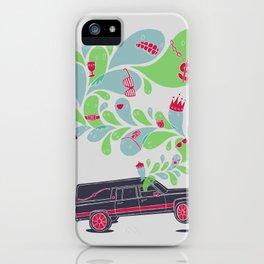 Hauntin' Dirty iPhone Case