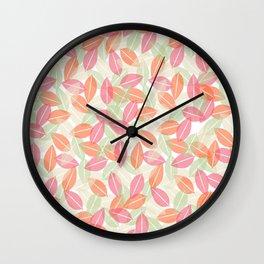 Juicy Gum Overlap Wall Clock
