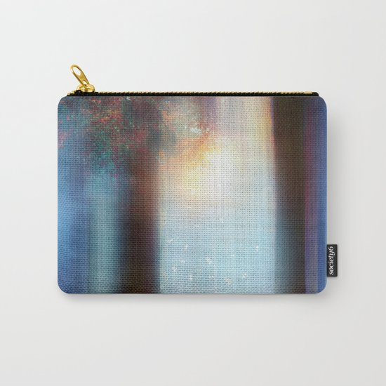 Hope in blue part II Carry-All Pouch
