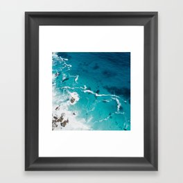 Sea 4 Framed Art Print