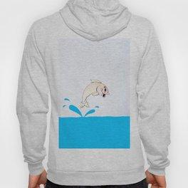 Jumping fish Hoody