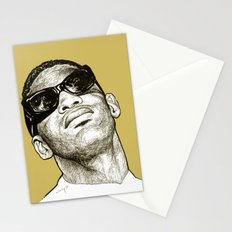 Ray Charles Stationery Cards