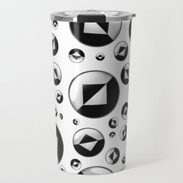 ReBoot - Normal Icon Pattern Travel Mug