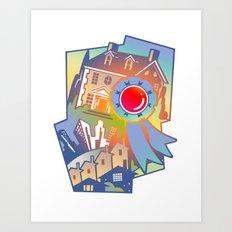 Best In Real Estate Art Print