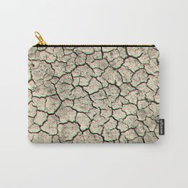 Glitchy desert Carry-All Pouch