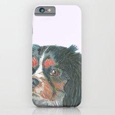 Cavalier King Charles Spaniel , Jiri Bures original art and design Slim Case iPhone 6s